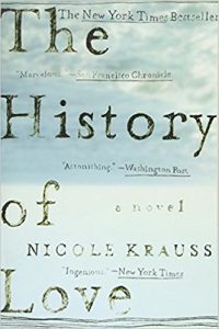 Nicole Krauss book