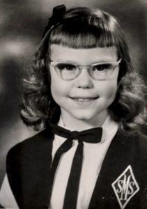Bridgett Langson child