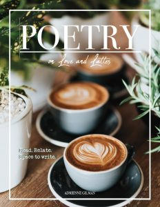 Book Cover: Poetry on Love and Lattes