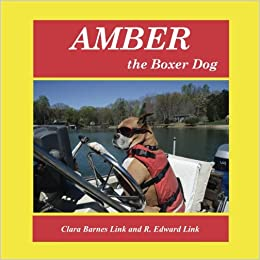 Book Cover: Amber the Boxer Dog